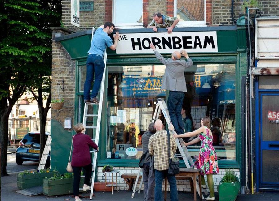 Hornbeam Cafe E17