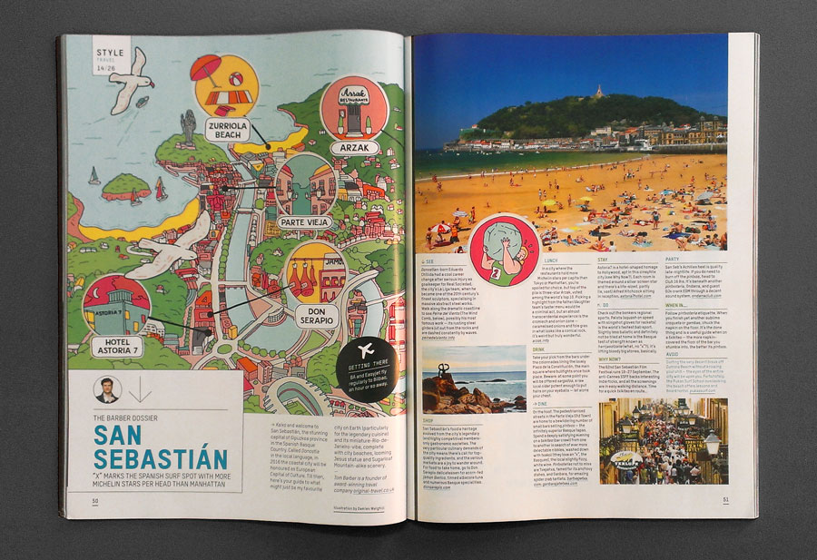 Esquire Travel - San Sebastian