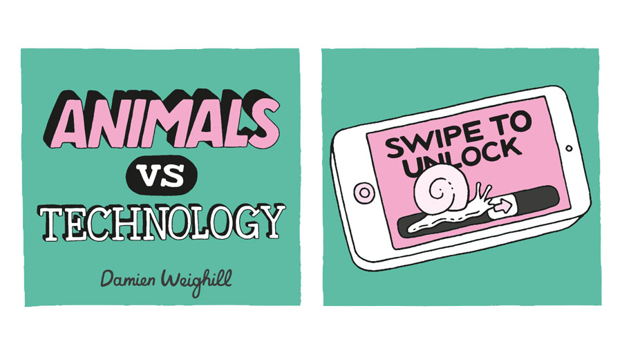 The Sunday Times Magazine - Animals Vs Technology